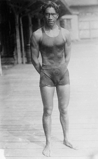 Duke Kahanamoku c. 1915