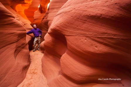 Jim Canole-Slot Canyons Of The Southwest 12