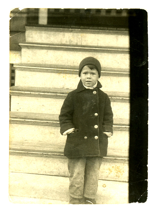 Jim Canole-My Father C.1929