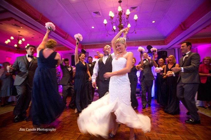 Jim Canole-First Dance's Fantastic Finale