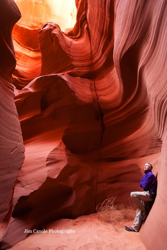 Jim Canole-Slot Canyons Of The Southwest 9