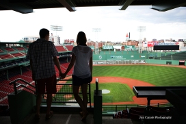 Jim Canole-A FENWAY ENGAGEMENT 1