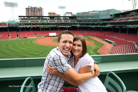 Jim Canole-A FENWAY ENGAGEMENT 12