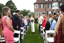 Jim Canole-Dad Walks Laura Up The Aisle 6