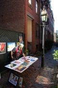 Jim Canole-BeaconHill Art Walk 2
