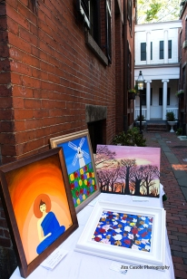 Jim Canole-BeaconHill Art Walk 8