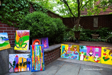 Jim Canole-BeaconHill Art Walk 7
