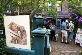 Jim Canole-BeaconHill Art Walk 3