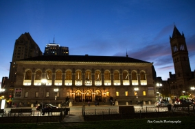 Jim Canole-Boston Public Library Wedding 1