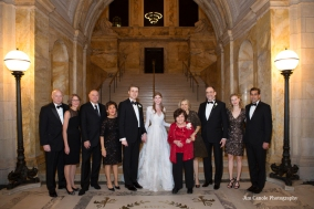 Jim Canole-Boston Public Library Wedding 2