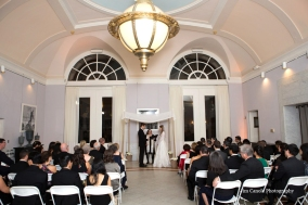 Jim Canole-Boston Public Library Wedding 3
