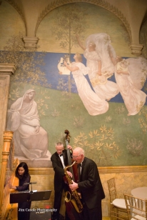 Jim Canole-Boston Public Library Wedding 6