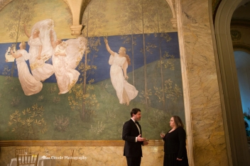 Jim Canole-Boston Public Library Wedding 8