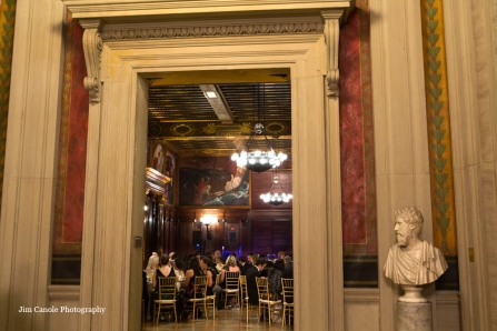 Jim Canole-Boston Public Library Wedding 15