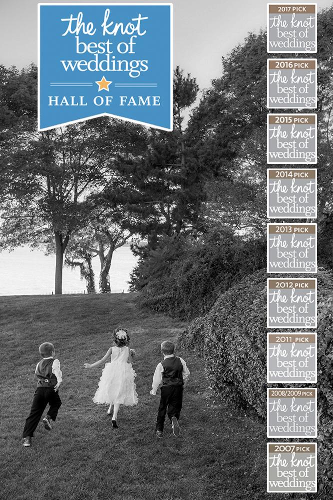 Jim Canole-2017 Best Of Weddings award