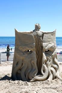Jim Canole-Sand Sculptures 1