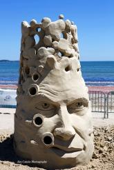Jim Canole-Sand Sculptures 2