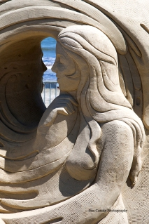Jim Canole-Sand Sculptures 12a